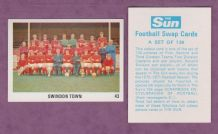 Swindon Town Team 43
